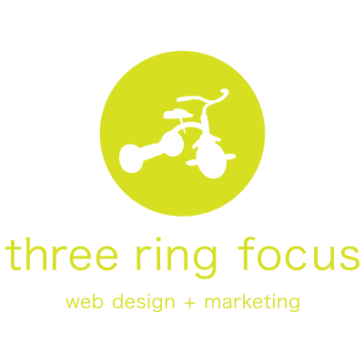 Three Ring Focus Web Design and Marketing